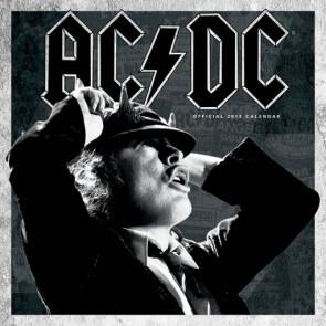 calendrier rock 2015 ac/dc hard rock boutique