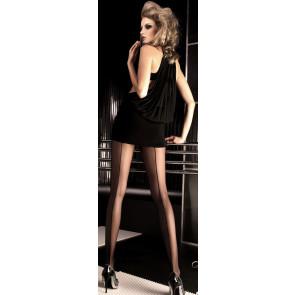 Collants noir couture - Lingerie