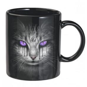 Coffret 2 mugs - Cat's tears - Chats - Tasse dark gothic