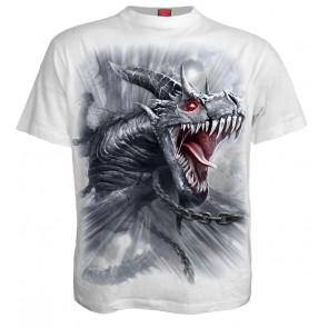 boutique vetements motif heroic fantasy créature dragon