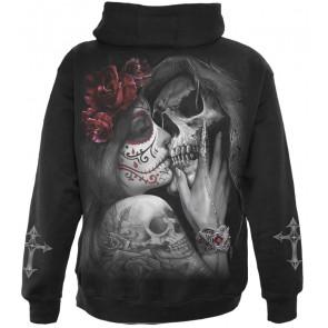 Dead kiss - Sweat shirt homme - Gothique