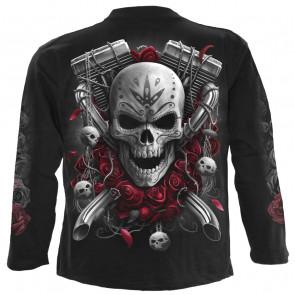 DOTD bikers - Tee-shirt homme dark moto - Spiral