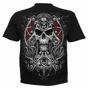 Reaper's door - T-shirt gothique dark - Homme - Spiral