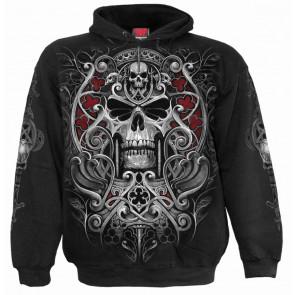 Reaper's door - Sweat shirt dark - Spiral - Homme