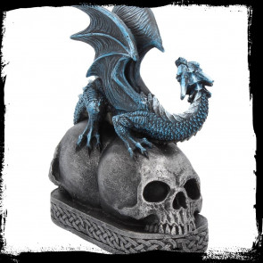 Year keeper - Figurine déco dragon - Calendrier