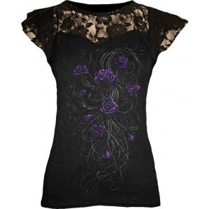 Entwinned - T-shirt femme gothique romantique