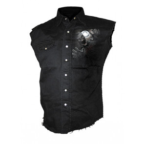 Heres zombie - Chemise sans manches - Spiral