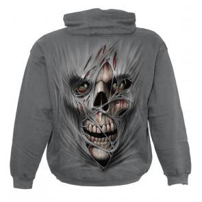 Stiched up - Sweat shirt homme - Gothique