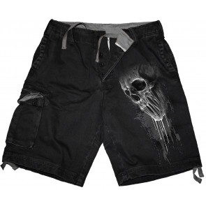 Bat curse - Short long homme - Dark - Spiral