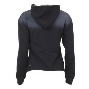 Nightshift - Veste sweat shirt gothique - Capuche - Spiral