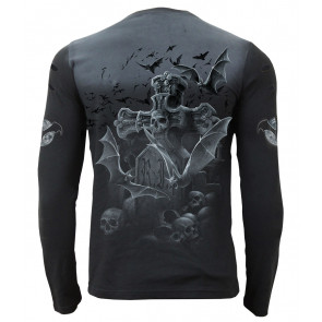 Nightshift - Tee-shirt homme - Dark fantasy - Manches longues