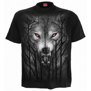 Forest wolf - Tee-shirt homme - Loup