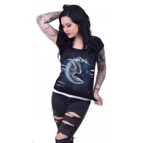 Sweet dreams - T-shirt femme - Dragon - Lisa Parker