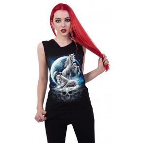 Baby unicorn - T-shirt débardeur femme - Licornes - Spiral