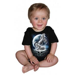 Baby unicorn - Body bébé - Licornes gothic - Spiral