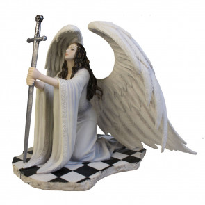 The blessing - Figurine ange - Anne Stokes - 22 cm