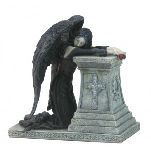 figurine ange gothique