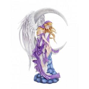 boutique angélqiue vente statuette deco collection nene thomas moon dreamer