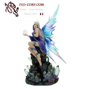 figurine fée anne stokes Stargazer