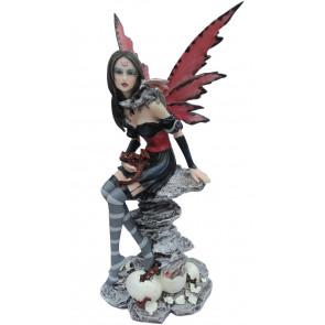 Magasin figurine fairy gothic œufs et bébé dragons