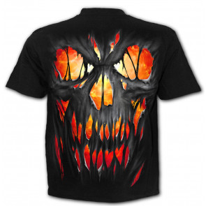 Fright night - T-shirt homme - Clown dark fantasy