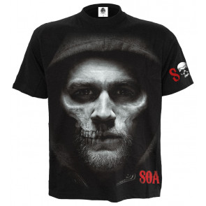 Boutique sons of anarchy série tv vente tee shirt officiel