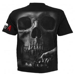 Jax skull - T-shirt homme - Sons of Anarchy