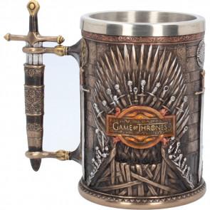 Game of Thrones - Trone de fer - Chope - Tankard