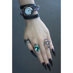 Montre Heartfelt bracelet - Coeur romantique - Alchemy Gothic
