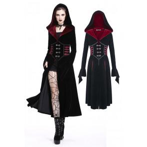 Boutique en ligne gothic vente manteau long gothique pour femme dark in love steampunk