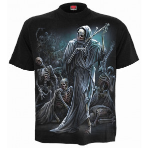 Dance of death - T-shirt gothique dark - Homme - Spiral