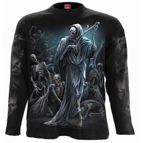 Dance of death - T-shirt homme - Manches longues - Gothic