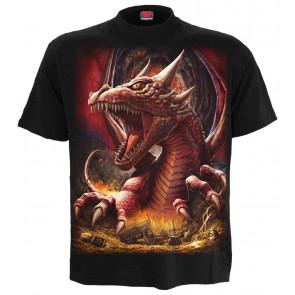 Boutique dragons sarlat dordogne tee shirt vêtement