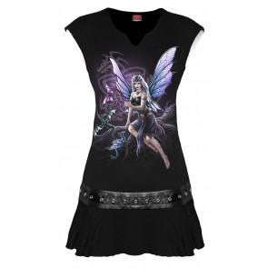 Boutique vêtement femme motif fée elfe dragon heroic fantasy