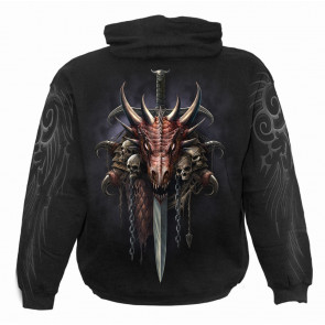 Draco unleashed - Sweat shirt dragon - Homme - Spiral