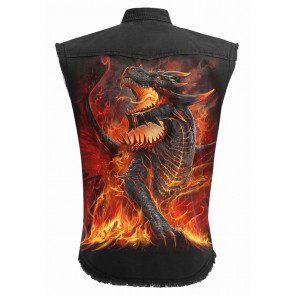 Draconis - Chemise sans manches - Dragon