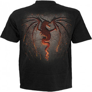 Dragon furnace - T-shirt homme - Dragon