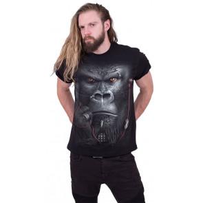 Devolution - T-shirt homme - Gorille