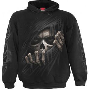 Grim ripper - Sweat shirt homme - Reaper squelette - Spiral