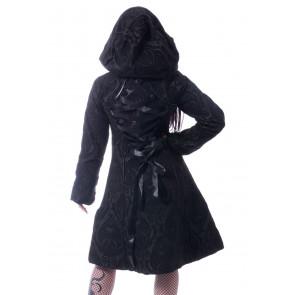 Manteau Rock Gothic femme - Mansion coat - Poizen industries