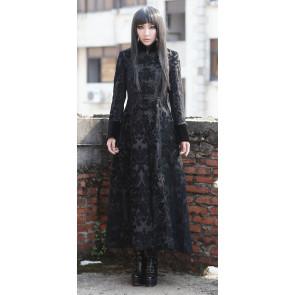 Boutique manteaux gothique femme
