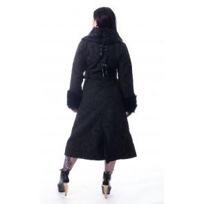 Grave coat - Manteau Rock Gothic femme - Poizen industries