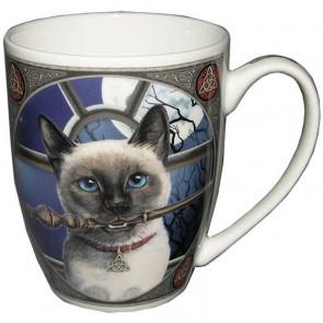 boutique motif chat tasse mug lisa parker magique