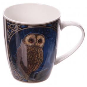 Chouette effraie pendle - Mug - Lisa Parker - déco