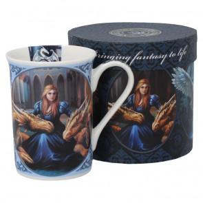 boutique anne stokes féerie et fantasy mug dragons