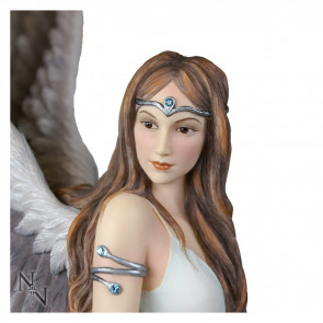 Spirit guide - Figurine ange 24 cm - Anne Stokes