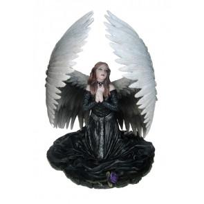 Boutique vente figurine déco ange gothique romantique anne stokes prayer for the fallen