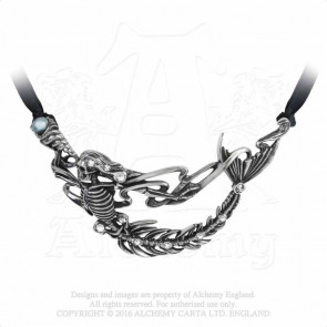 The Shadow Of Zennor - Bijou collier - Alchemy Gothic