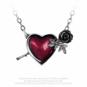 boutique en ligne vente bijou romantique gothic forme coeur