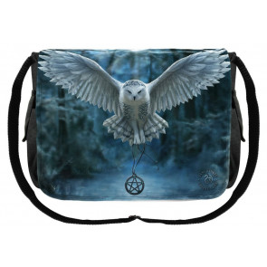 Awaken your magic - Chouette - Sac besace - Anne Stokes